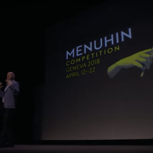 Highlights Menuhin Competition 2018
